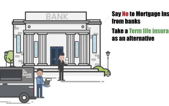 千万不要买银行的Mortgage Insurance